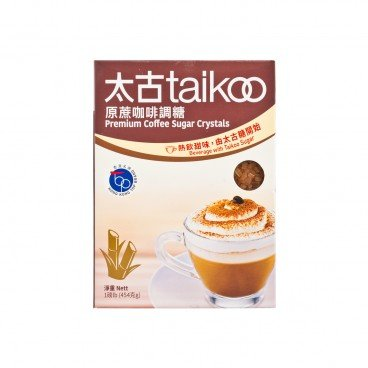 TAI KOO Unrefined Coffee Crystal 1LB