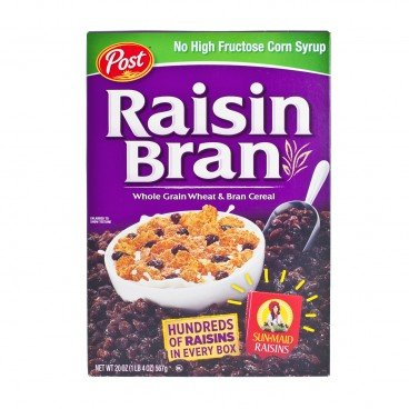 POST(PARALLEL IMPORT) - Raisin Bran - 567G