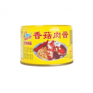 GULONG Pork Mince With Bean Paste 180G