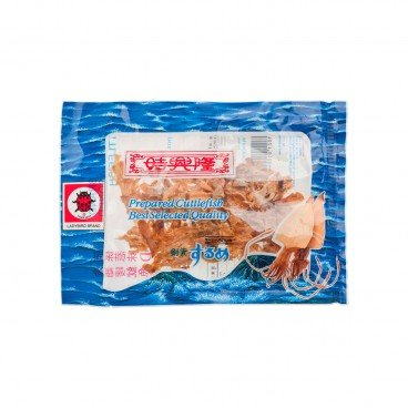 SZE HING LOONG Ladybird Dried Seasoned Cuttlefish 21G
