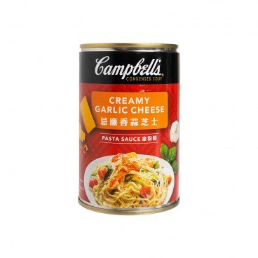 CAMPBELL'S - Creamy Garlic Cheese - 300G