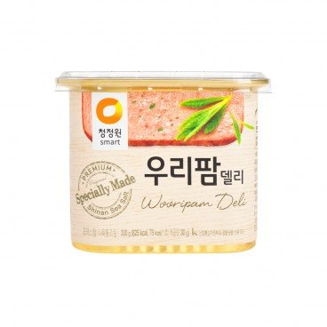 CHUNG JUNG ONE Luncheon Meat deli 330G