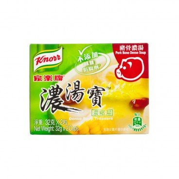 KNORR Pork Bone Dense Soup 32GX2