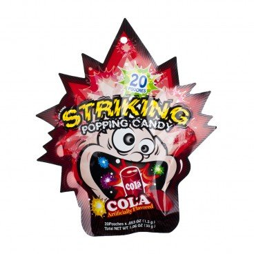 STRIKING Popping Candy cola 1.5GX20