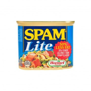 SPAM - Lite Luncheon Meat - 340G