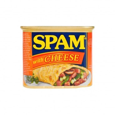 SPAM Cheese Luncheon Meat 340G