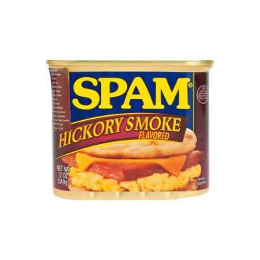 SPAM Smoke Luncheon Meat 340G