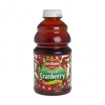 DEL MONTE Cranberry Fruit Drink 32OZ
