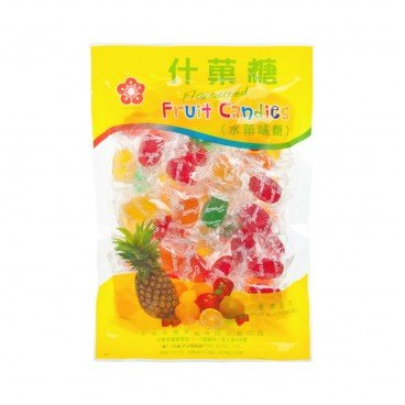 SMITH Assorted Fruits Candy 300G
