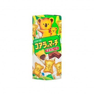 LOTTE Koalas March chocolate 37G