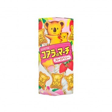 LOTTE Koalas March strawberry 37G