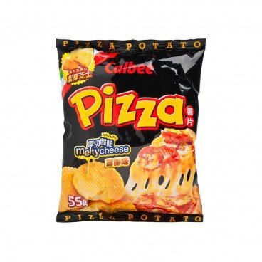 POTATO CHIPS-PIZZA FLAVOUR