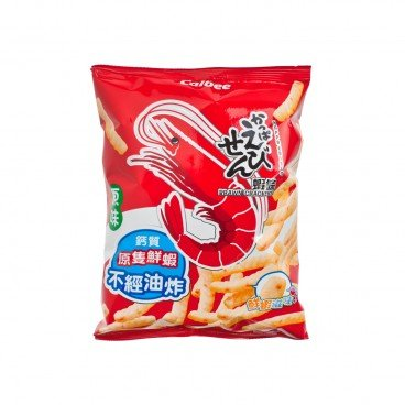 CALBEE - Prawn Crackers original Flavour - 40G