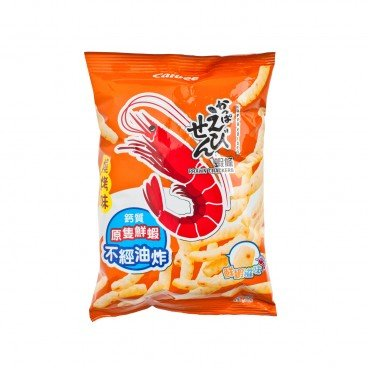 CALBEE - Prawn Crackers bbq Flavour - 40G