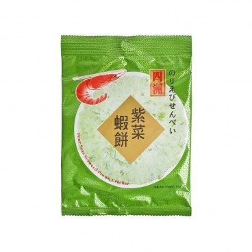 FOUR SEAS Prawn Cracker seaweed 15G