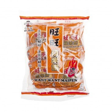 WANT WANT - Maipen Rice Cracker - 72G