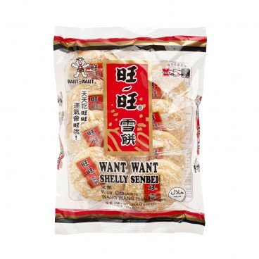 WANT WANT - Shelly Senbei - 72G