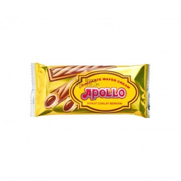 APOLLO - Biscuit Roll chocolate - 11G