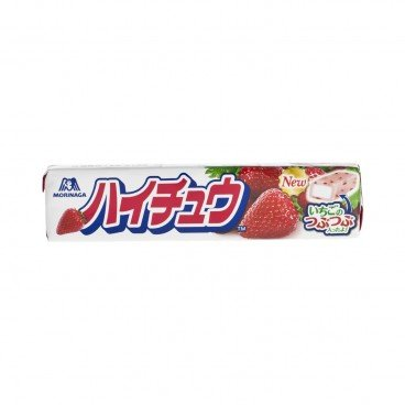 MORINAGA - Haichu strawberry - 12'S