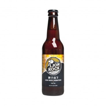 LION ROCK Lion Rock Signature pale Ale 330ML