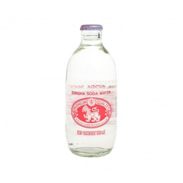 SINGHA - Soda Water - 325ML