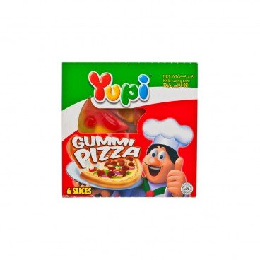 YUPI - Gummi Candy mini Pizza - 23G
