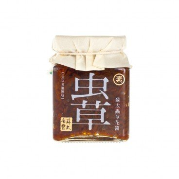 MRS SO Go Green cordyceps Flower Sauce 190G