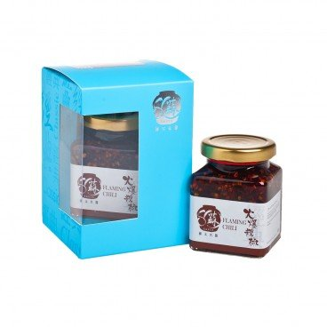 MRS SO - Flaming Chili Sauce - 190G