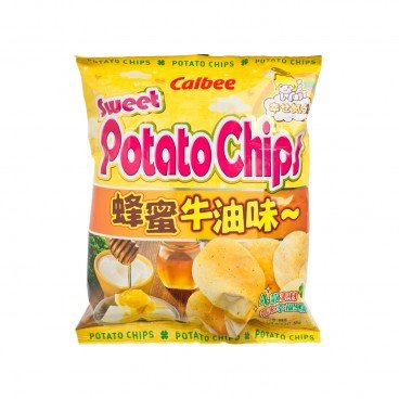 CALBEE Sweet Potato Chips 55G