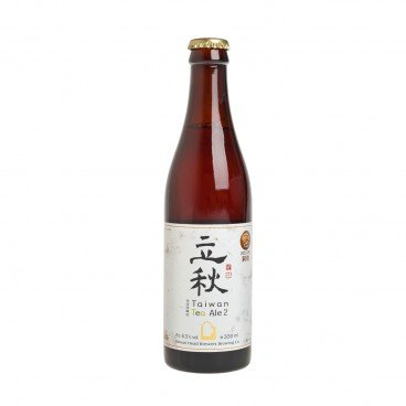 TAIWAN HEAD BREWERS - Start Of Autumn Tea Ale - 330ML