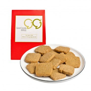 GOOD GOODS - Earl Grey Cookies - 120G