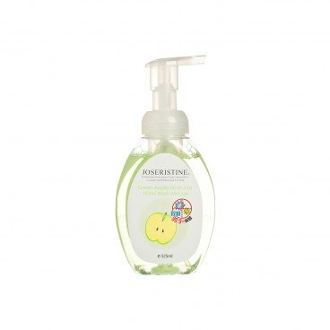 JOSERISTINE BY CHOI FUNG HONG Moisturize Hand Wash Mousse green Apple 325ML