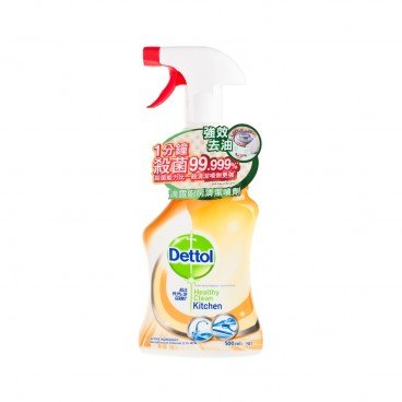 DETTOL Surface Spray Disinfectant kitchen 500ML
