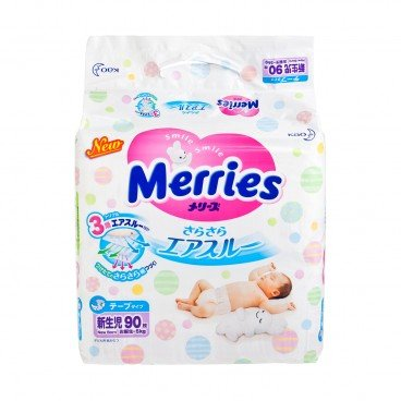 MERRIES花王 - Diaper New Born - 90'S