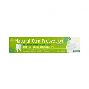MY SENSES - Natural Gum Protection - 150G