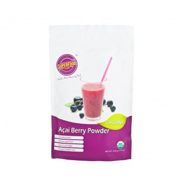 SUPERFOOD LAB - Organic Acai Berry Powder - 100G