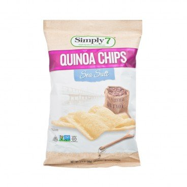 SIMPLY 7 - Quinoa Chips sea Salt - 3.5OZ