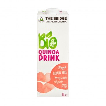 THE BRIDGE - Bio Quinoa Drink - 1L