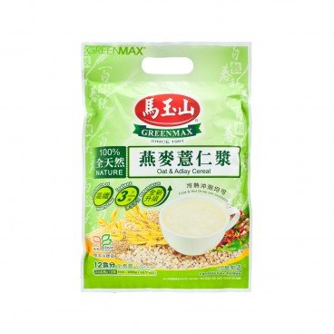 GREENMAX Oats tears 30GX12