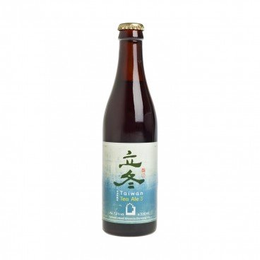 TAIWAN HEAD BREWERS - Start Of Winter tea Ale - 330ML