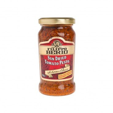 FILIPPO BERIO Sun Dried Tomato Pesto 190G