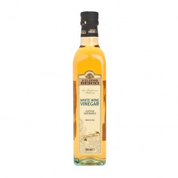 FILIPPO BERIO White Wine Vinegar 500ML