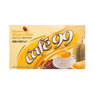 CAFé' 99 Durian White Coffee 35GX10