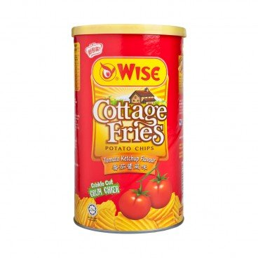 WISE - Tomato Potato Chips - 100G