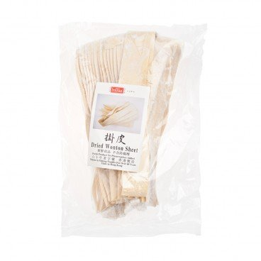 YAU KEE Dried Wonton Sheet 200G