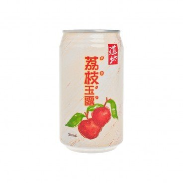 TAO TI - Lychee Juice Drink With Nata De Coco - 340ML