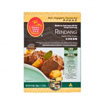 PRIMA TASTE Meal Sauce Kit rendang 360G