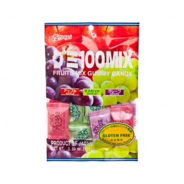 KASUGAI - Mixed Gummy Candy - 102G