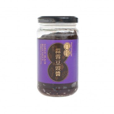 PAT CHUN Garlic Black Bean Sauce 240G
