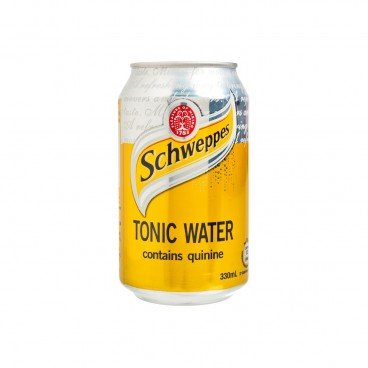SCHWEPPES Tonic Water 330ML
